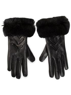 Gino Rossi Gino Rossi Дамски ръкавици AR0208-000-OGFF-9999-T Черен