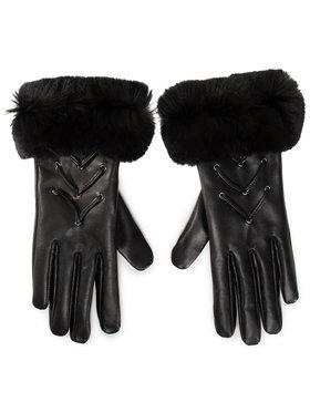 Gino Rossi Gino Rossi Ženske rukavice AR0208-000-OGFF-9999-T Crna