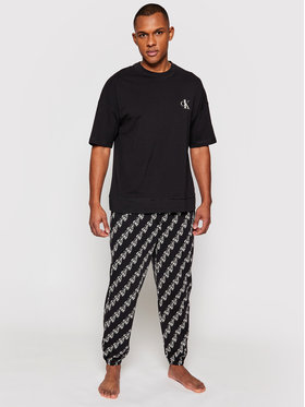 Calvin Klein Underwear Calvin Klein Underwear Pijama 000NM1787E Negru