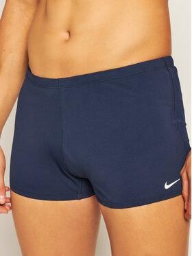 Nike Nike Bermuda Hydrastrong Solid Brief AQ NESSA002 Blu scuro Slim Fit