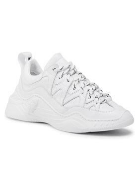 Stokton Stokton Sneakers Warrios-D Alb