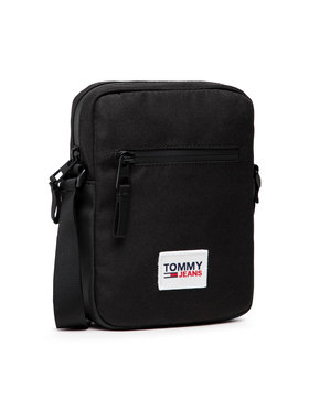 Tommy Jeans Tommy Jeans Geantă crossover Tjm Urban Essentials Reporter AM0AM06873 Negru