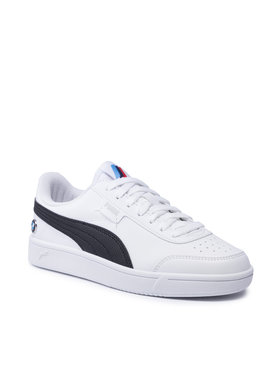 Puma Puma Laisvalaikio batai Bmw Mms Court Legend 306525 02 Balta