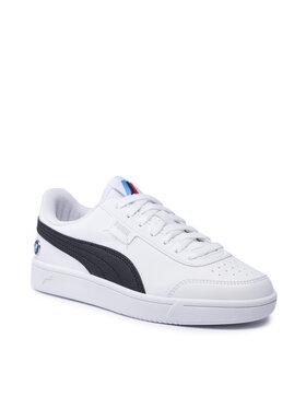 Puma Puma Sneakersy Bmw Mms Court Legend 306525 02 Bílá