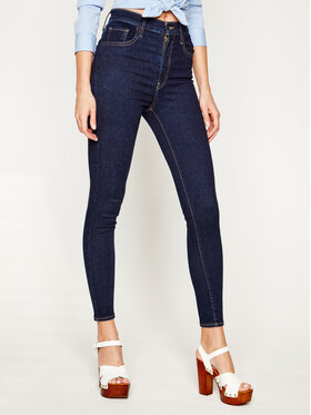 Levi's® Levi's® Jeansy Mile High 22791-0053 Granatowy Super Skinny Fit
