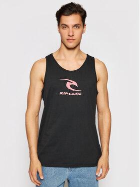 Rip Curl Rip Curl Tank top Surfing CTESQ5 Czarny Standard Fit