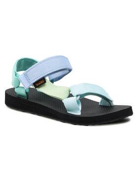 Teva Teva Sandale Original Universal 1003987 Zelena