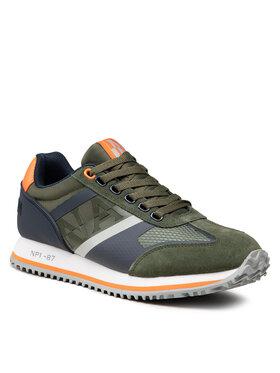 Napapijri Napapijri Sneakers Larch NP0A4G8M Verde