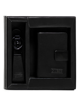 Guess Guess Coffret cadeau New Boston SLG GIF093 LEA29 Noir