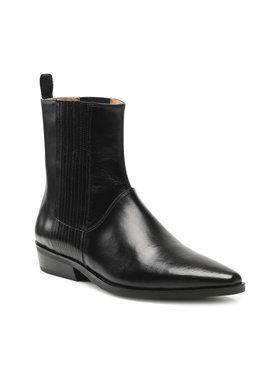 Vagabond Vagabond Členková obuv s elastickým prvkom Alison 4801-101-20 Čierna