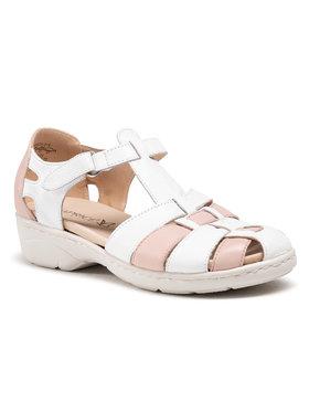 Caprice Caprice Обувки 9-24350-24 Бял
