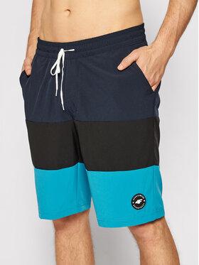 4F 4F Pantaloncini da bagno H4L21-SKMT004 Blu scuro Regular Fit