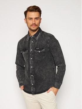 Calvin Klein Jeans Calvin Klein Jeans Košeľa J30J316186 Sivá Regular Fit