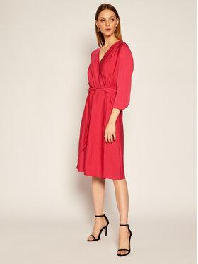 TOMMY HILFIGER TOMMY HILFIGER Φόρεμα καθημερινό Sylvia WW0WW28176 Ροζ Regular Fit