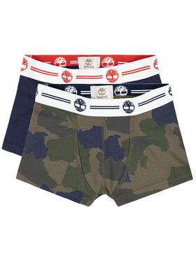 Timberland Timberland Lot de 2 boxers T27082 Multicolore