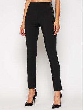 Patrizia Pepe Patrizia Pepe Текстилни панталони 2P1289/A7S6-K103 Черен Slim Fit
