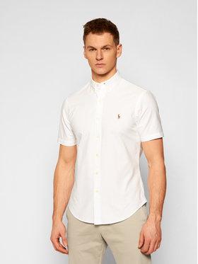 Polo Ralph Lauren Polo Ralph Lauren Πουκάμισο Classics 1 710829427002 Λευκό Slim Fit