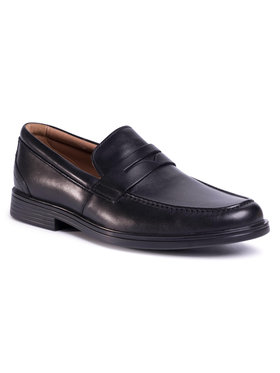 Clarks Clarks Pantofi Un Aldric Step 261401397 Negru