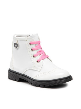 Guess Guess Μπότες FI7JOS ELE10 Λευκό