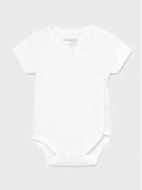 Mayoral Mayoral Body bébé 191 Blanc