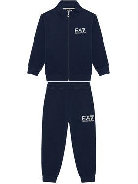 EA7 Emporio Armani EA7 Emporio Armani Tuta 3KBV51 BJ05Z 1554 Blu scuro Regular Fit