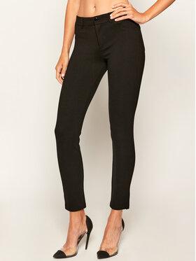 Guess Guess Skinny Fit džínsy Curve X W0YAJ2 K8RN0 Čierna Skinny Fit