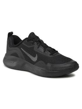 Nike Nike Boty Wearallday (GS) CJ3816 001 Černá