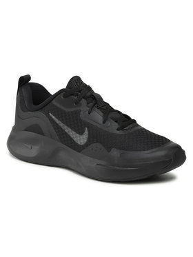 Nike Nike Topánky Wearallday (GS) CJ3816 001 Čierna