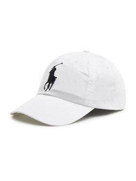 Polo Ralph Lauren Polo Ralph Lauren Czapka z daszkiem Classic Sport Cap W 710673584003 Biały