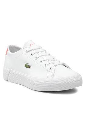 Lacoste Lacoste Sneakers Gripshot 0121 2 Cfa 7-42CFA00151T4 Bianco