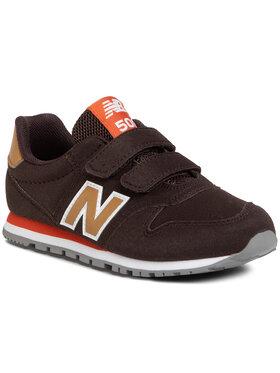 New Balance New Balance Sneakersy YV500TBO Hnědá
