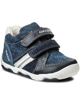Geox Geox Auliniai batai B New Balu' B.D B820PD 085PA C0700 Tamsiai mėlyna