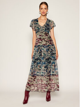 Desigual Desigual Ежедневна рокля Moscu 20WWVK57 Цветен Regular Fit