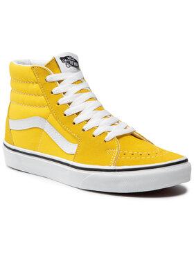 Vans Vans Sneakersy Sk8-Hi VN0A32QGCA11 Žltá