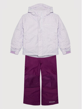 Columbia Columbia Completo giacca e tuta Buga™ Set 1562211 Viola Regular Fit