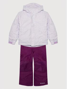 Columbia Columbia Set Jacke und Overall Buga™ Set 1562211 Violett Regular Fit