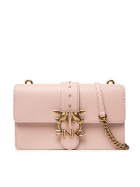 Pinko Pinko Torbica Love Classic Icon Simply 8 Cl. AI 21-22 PLTT 1P22A9 Y6XT Ružičasta