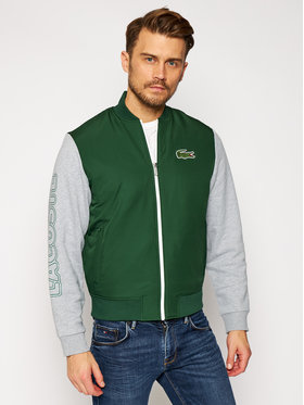 Lacoste Lacoste Bomber BH1553 Verde Regular Fit