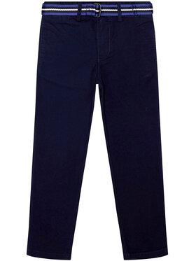 Polo Ralph Lauren Polo Ralph Lauren Παντελόνι υφασμάτινο Summer I 322785694 Σκούρο μπλε Regular Fit
