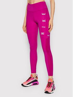 Nike Nike Leggings Epic Fast Run Division CZ9592 Violett Tight Fit