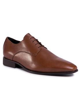 Geox Geox Κλειστά παπούτσια U High Life B U0299B 00043 C6001 Καφέ