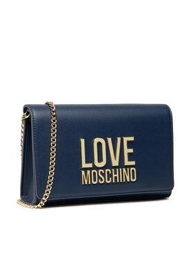 LOVE MOSCHINO LOVE MOSCHINO Kabelka JC4127PP1DLJ070A Tmavomodrá