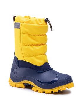 CMP CMP Μπότες Χιονιού Kids Hanki 2.0 30Q4704J Κίτρινο