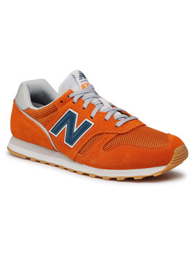 New Balance New Balance Sneakersy ML373EB2 Pomarańczowy