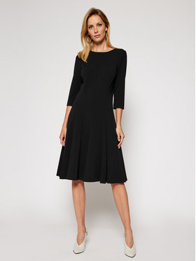 Calvin Klein Calvin Klein Koktélruha Scuba K20K202418 Fekete Regular Fit