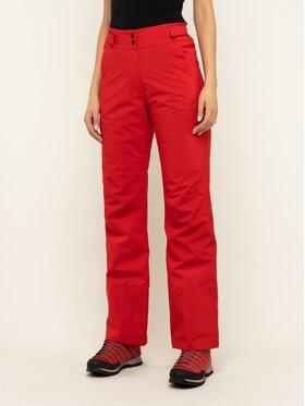 Eider Eider Pantaloni da sci Edge EIV4845 Rosso Active Fit