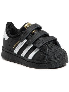 adidas adidas Cipő Superstar Cf I EF4843 Fekete