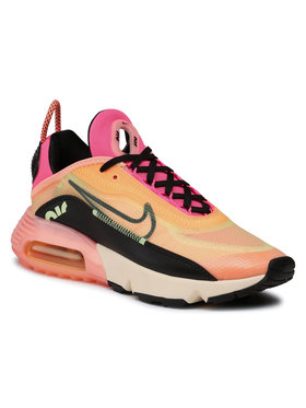 Nike Nike Buty W Air Max 2090 CT190 700 Pomarańczowy