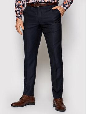 Oscar Jacobson Oscar Jacobson Spodnie garniturowe Denz 51705027 Granatowy Slim Fit