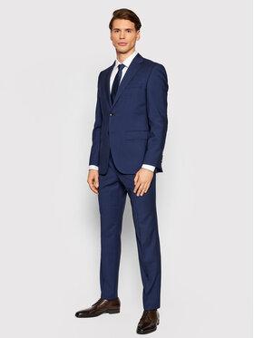 Boss Boss Costum Jeckson/Lenon2 50461034 Albastru Regular Fit